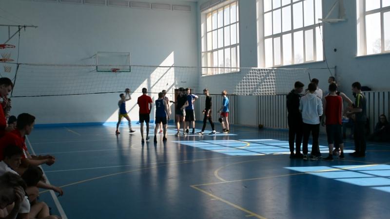 Волейбол -часть 4