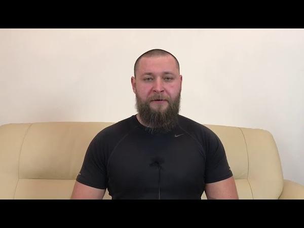 Дикий десантник и Вадим Личное Мнение. Асхаб Алибеков - дикий десантник.