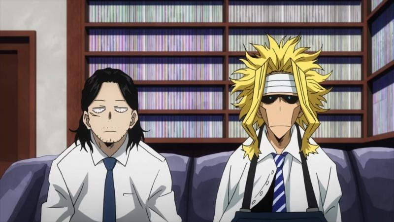 Моя Геройская Академия ТВ-3 - 12 серия [Озвучка: GreenTalker (AniMaunt)]