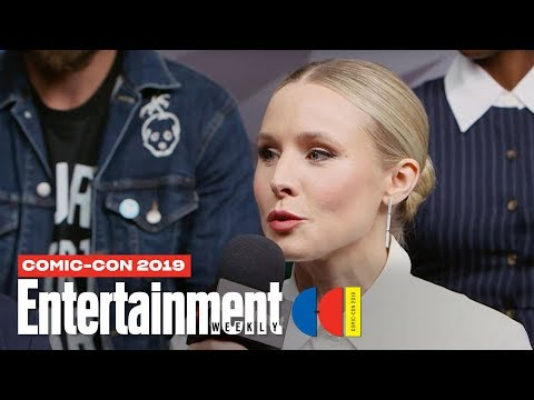'Veronica Mars' Stars Kristen Bell, Jason Dohring Cast LIVE | SDCC 2019 | Entertainment Weekly