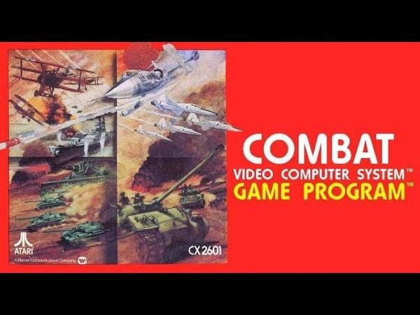Классическая игра Combat вышла на Atari 8 bit