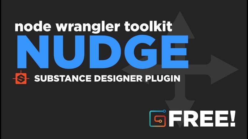 Nudge Node for Substance Designer Free