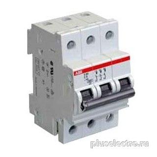 galera: автоматический выключатель трехполюсный 25а правильнаяустановка выключателей.