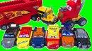 Тачки 3 Лего Молния Маквин Мак Джексон Шторм Мисс Крошка Мультики про Машинки Cars 3 Disney Lego