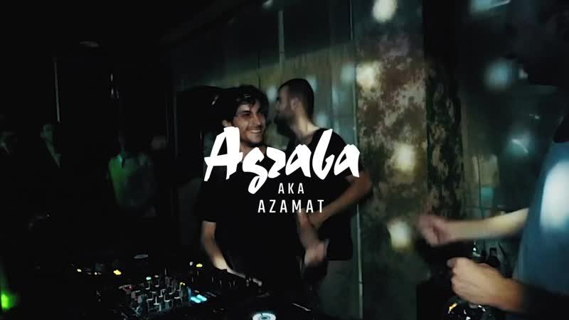 03 ноября Loft Room - Azamat a.k.a Agraba в Embargo!