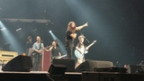 Foo Fighters cover Enter Sandman w 10 year old LIVE KC