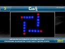 Cubix™ 2.0 - Multicolored LED Lighting Centerpiece by Chauvet DJ