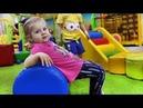 ✿ VLOG 1 Год Каналу Kids Diana Show Парк Развлечений в День Рождения Amusement Park in the Birthday