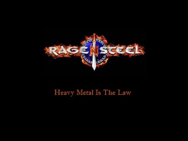 Rage 'n' Steel - Heavy Metal is the Law [EP] (2018)