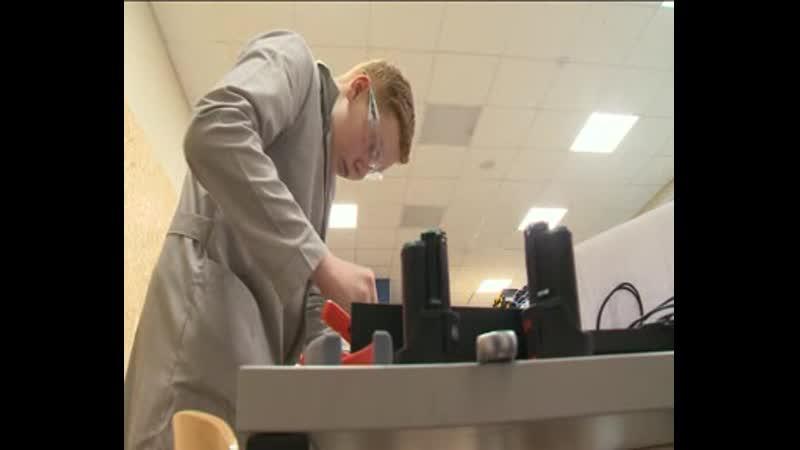 Промышленная автоматика - одна из компетенций Чемпионата рабочих профессий Ворлдскиллс-Казань 2019