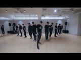 NCT 2018 - Black on Black Dance Practice Ver.