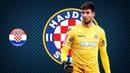 KARLO LETICA | Hajduk Split | Best Saves | 2017/2018 (HD)