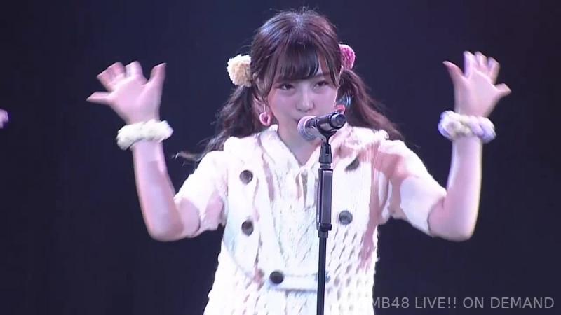 Murase Sae, Takei Sara, Shimizu Rika - Heart Gata Virus @ 180527 NMB48 Stage BII4