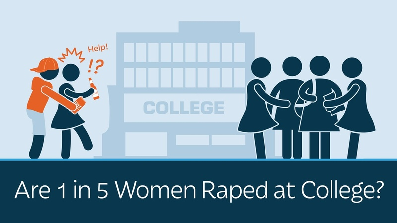 Are 1 in 5 Women Raped at College