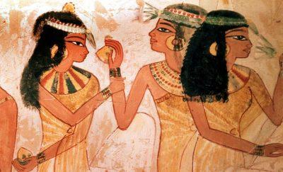 история древнеегипетских духов