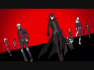 Трейлер второй OVA Persona 5 The Animation: Stars and Ours