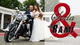 Bemerkenswerte Hochzeit in der Wandelhalle im Kurpark Bad Oeynhausen.