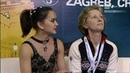 ISU ZAGREB 2013 -9/37- LADIES SP - Anne Line GJERSEM - 25.01.2013