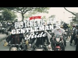 The Distinguished Gentleman's Ride Singapore 2013