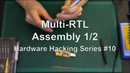 Multi RTL Assembly 1 2 Hardware Hacking Series 10