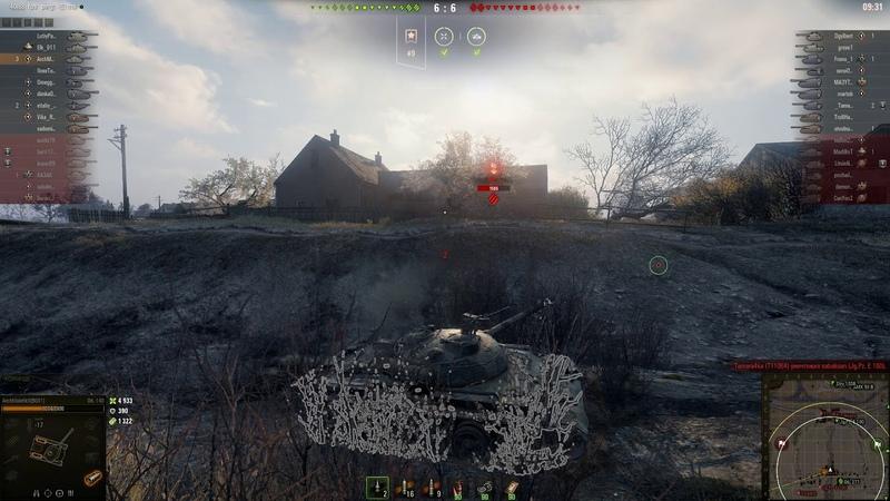 МАСТЕР на Об.140 [ World of Tanks   Бой 4]