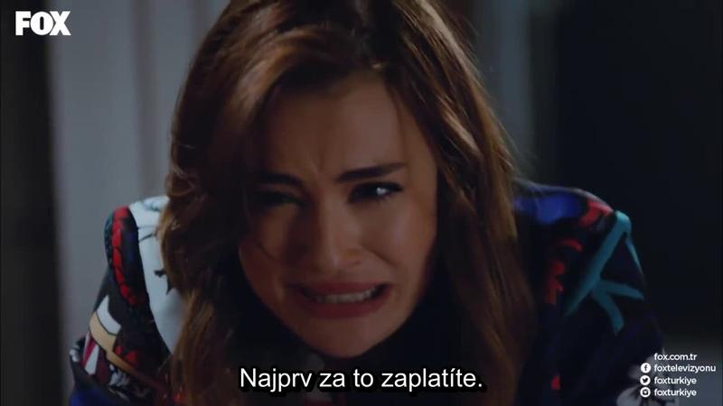 Adi Zehra (Moje meno je Zehra) 9.epizóda - Slovenské titulky