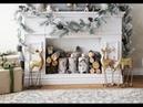 Semineu din carton, Chimenea de cartón,Fireplace made of cardboard,Kamin aus Pappe,