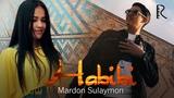 Mardon Sulaymon - Habibi (Узбекистан 2018) +