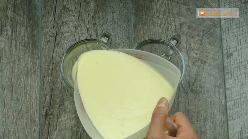 Разрешается даже тем кто на диете Легкий и воздушный крем десерт всего за 5 минут