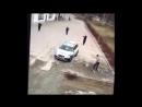 Schweden Flüchtling schlägt Polizistinnen in die Flucht