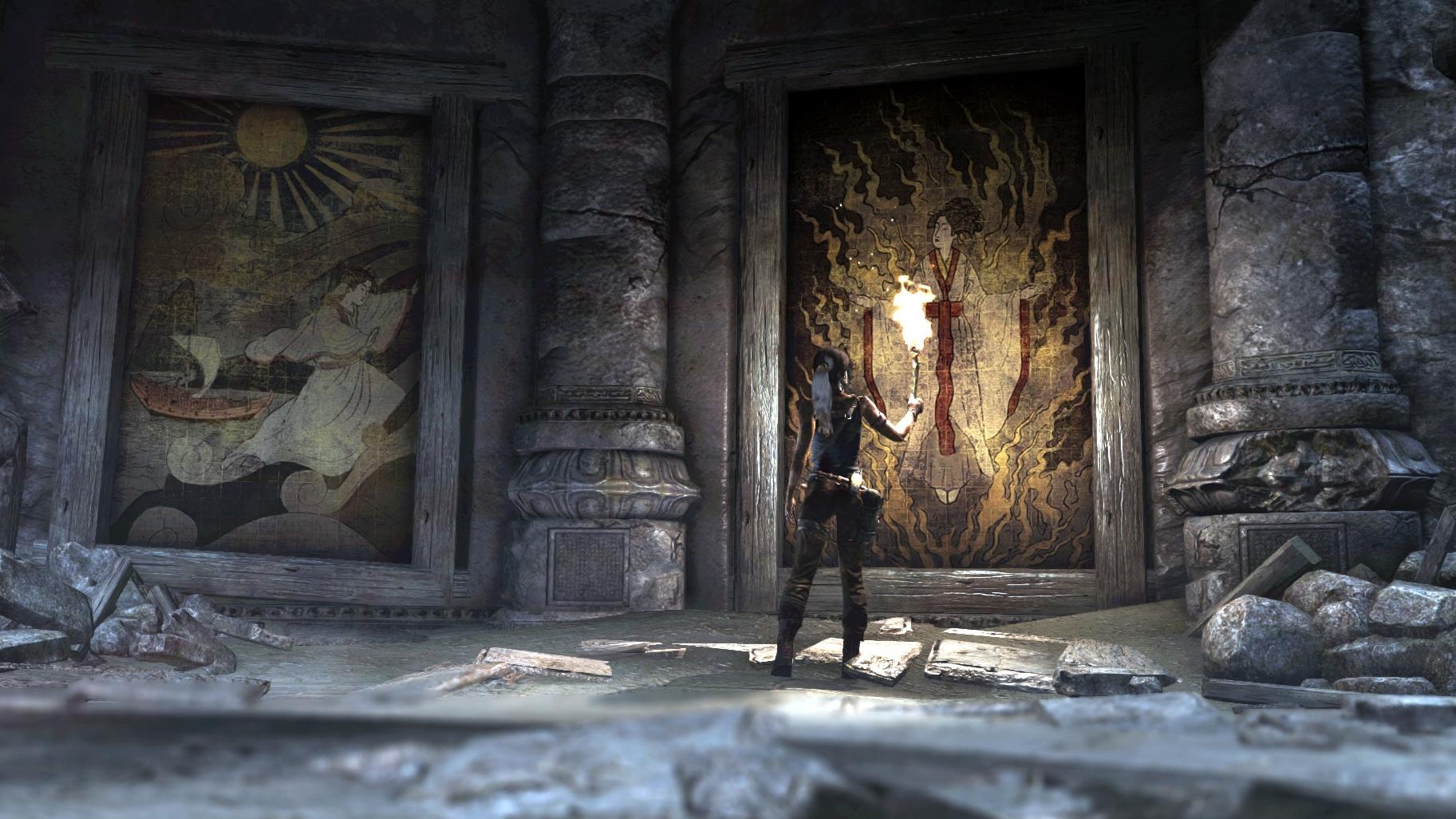 Tomb Raider 2013 Расхитительница гробниц