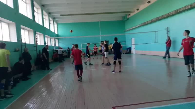 волейбол 2001г.р. и младше
