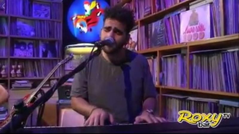 Ignazio Boschetto - Quanno Chiove (Roxy Bar di Red Ronnie 03/05/18)