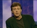 .Paul McCartney - The Parkinson Show(1)