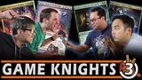 Commander Gameplay! Yidris, Silas Renn, Titania, &amp Oona EDH l Game Knights #3 Magic the Gathering