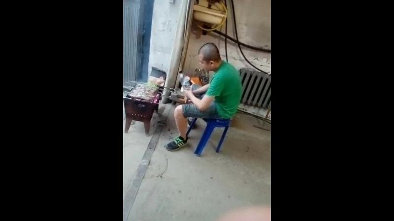 Али Курбонов - Live