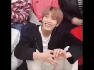 I can replay this vid all day long...he is so cute