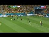 12.07.2014. 23:45. Футбол. Чемпионат мира. Матч за 3-е место. Бразилия - Нидерланды