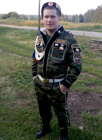 Михан Шмелёв, 13 марта 1990, Нижний Новгород, id33205138