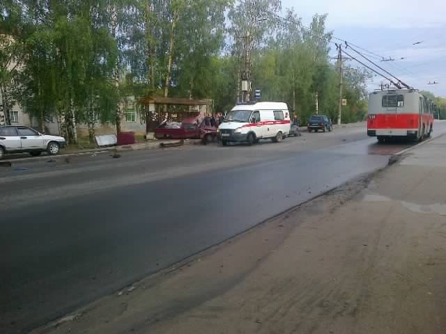 ДТП в Кировской области фото
