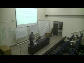 Лекция Андрея Коняева о популяризации науки в современном мире в Медиалофте РАНХиГС