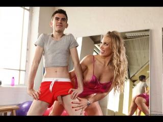 Rebecca More [PornMir, ПОРНО, new Porn, HD 1080, Big Tits Worship,Blonde,MILF]
