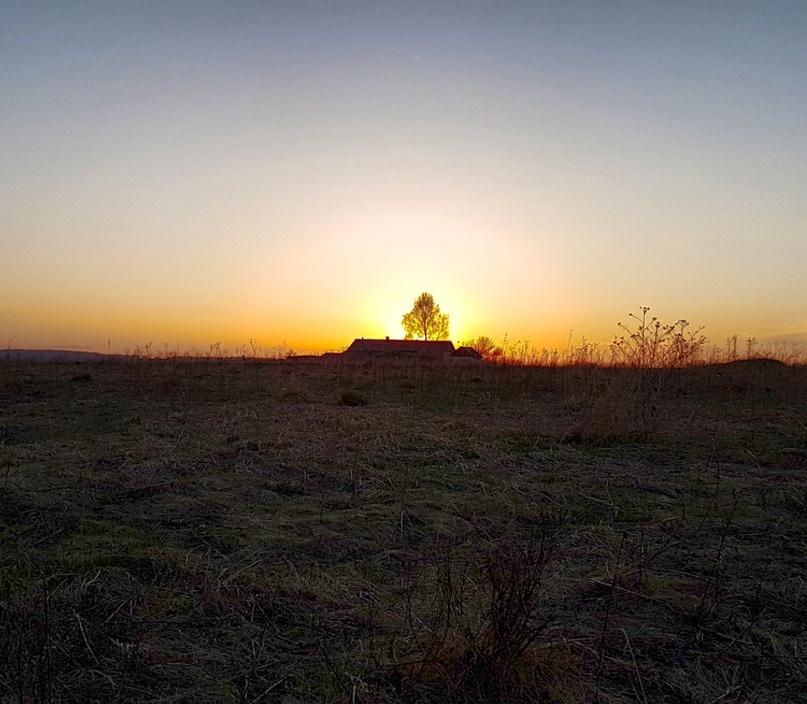 Велотур: Закат на Притёсах