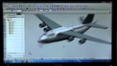 Проектирование самолета в программе 3D моделирования