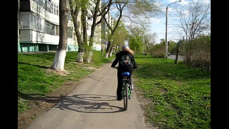Дорога по Барнаулу май 2016