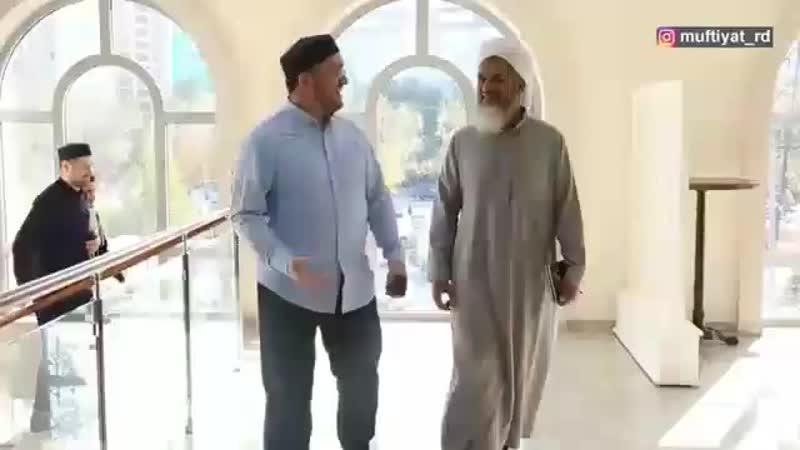 Шейх Хасан Али в Дагестане. 18.10.2018