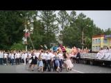 ТСК Лидер на флешмобе в день города. 2018 г.