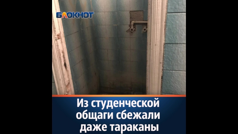 Общежитие РИНХА на Гвардейском переулочке в городе Ростове.