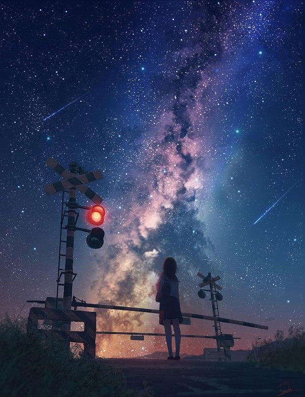 Звёздное небо и космос в картинках - Страница 37 ZvLuOUGfnqw