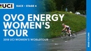 2018 UCI Women's WorldTour – OVO Energy Women's Tour stage 4 – Highlights